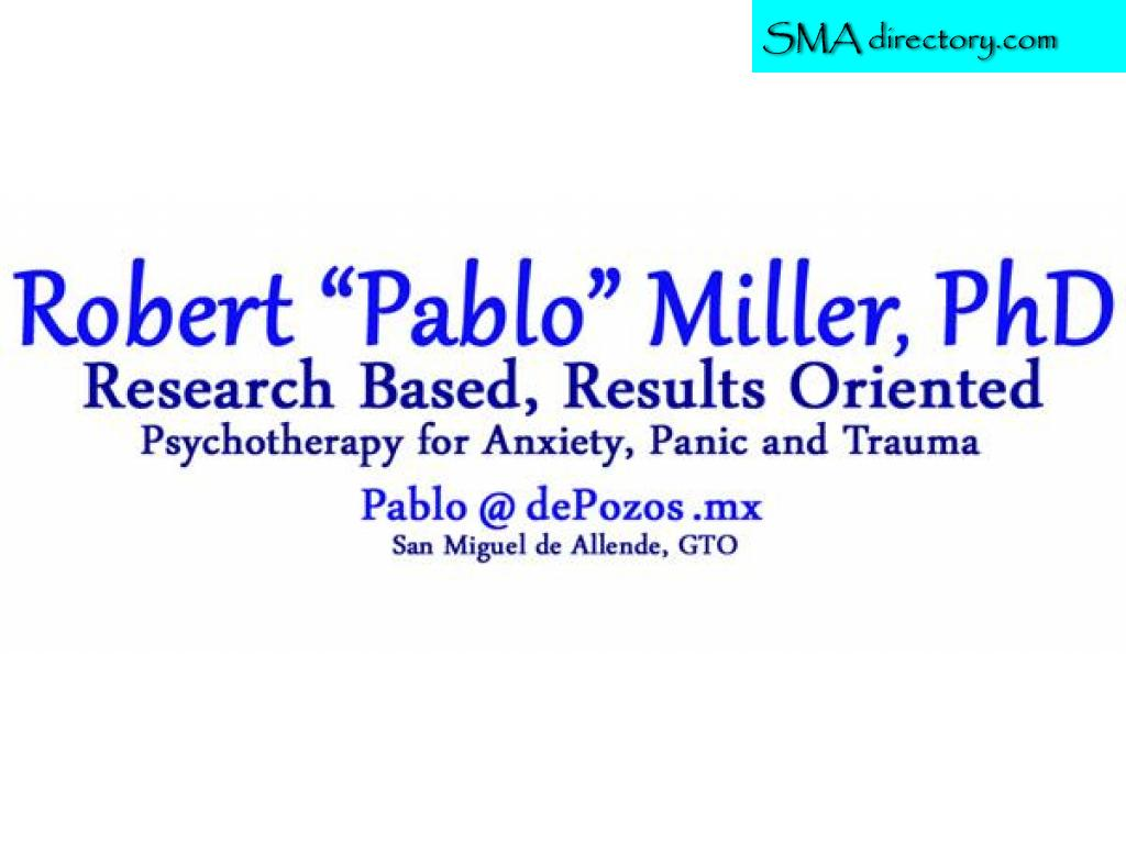 Psychotherapist Research Based Psychotherapy - 1/1