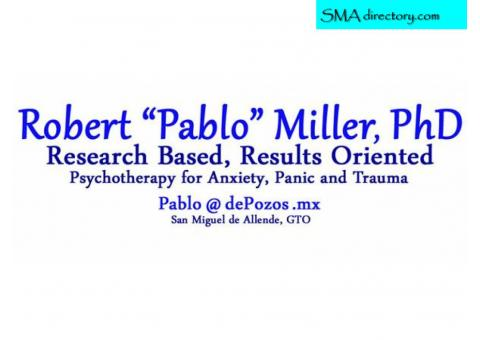 Psychotherapist Research Based Psychotherapy