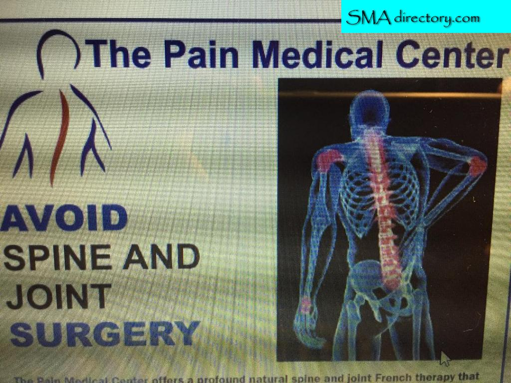 THE PAIN MEDICAL CENTER